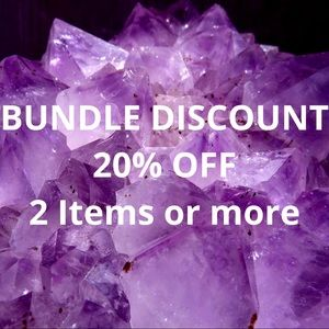 Save.  Bundle Discount. Combine Shipping